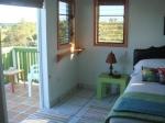 Bedroom opens to Balcony