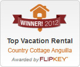 FlipKey.com Top Vacation Rental 2012